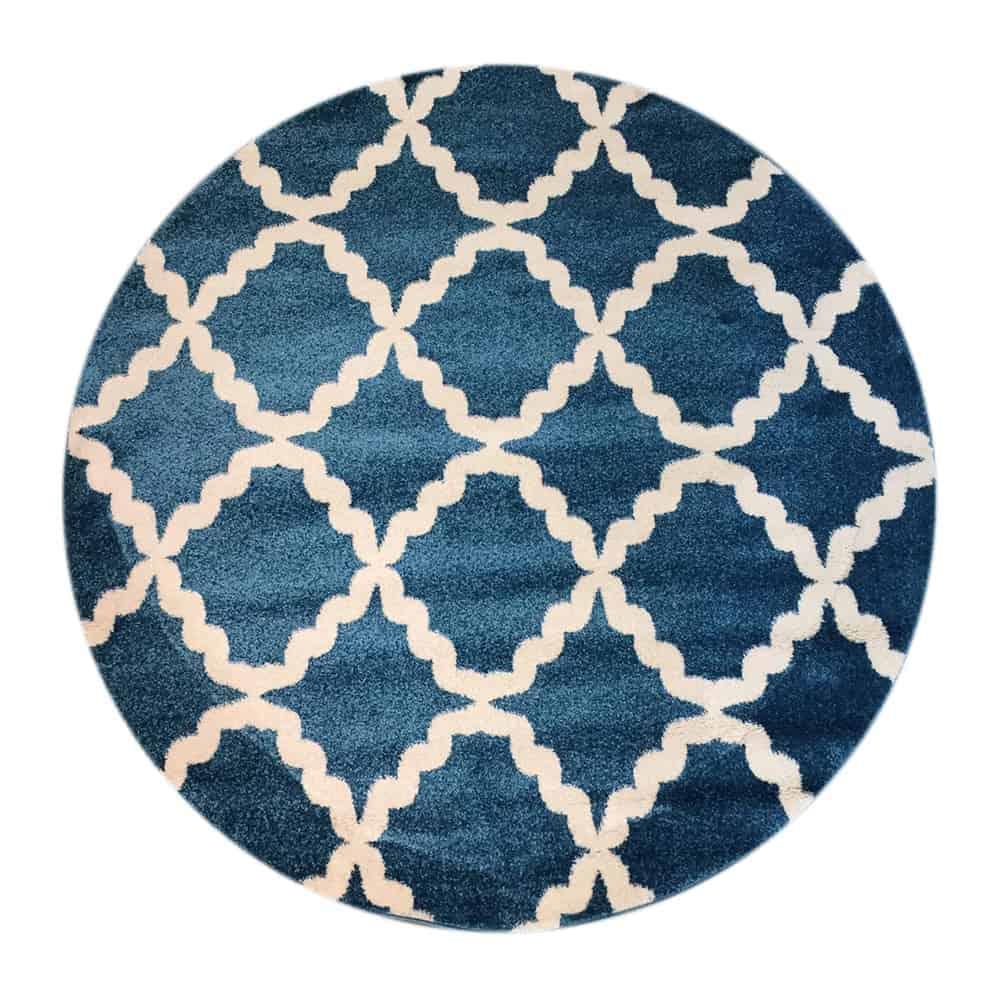 שטיחים עגולים או מרובעים?