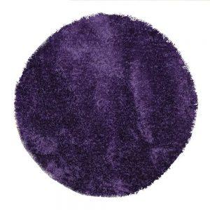 שטיח שאגי עגול
