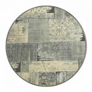 שטיחים עגולים ושילובם בחללים נבחרים