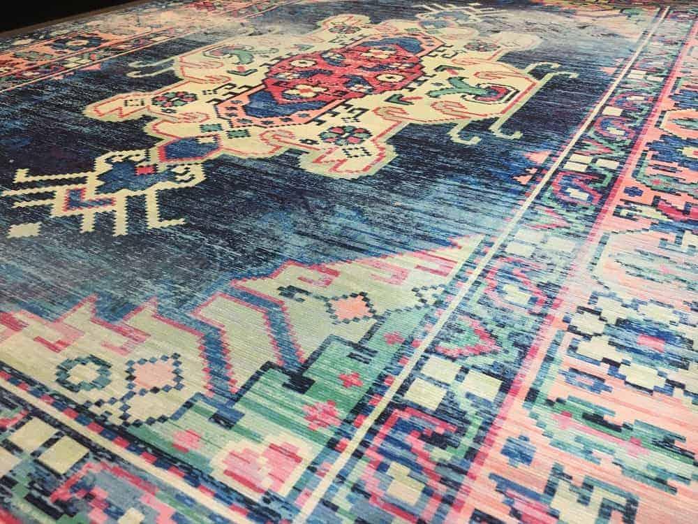 תכירו את השטיח האפגני