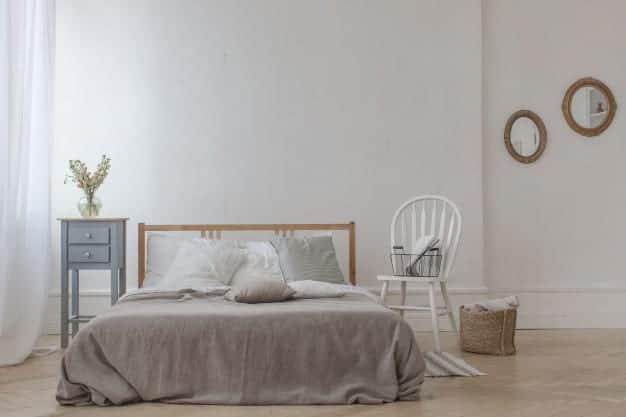 עיצוב חדר שינה שיעניק חמימות ואינטימיות