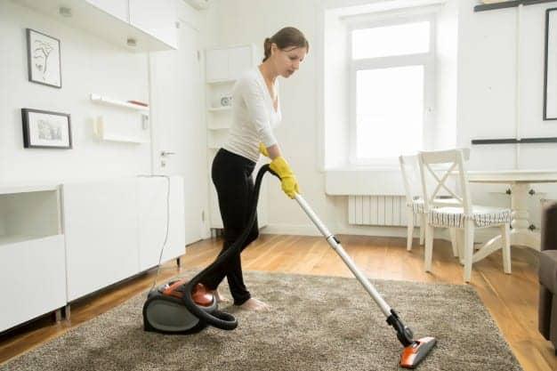 שיטות לניקוי שטיחים