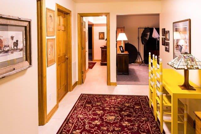 שטיחים למסדרון - לתת תחושה של רכות